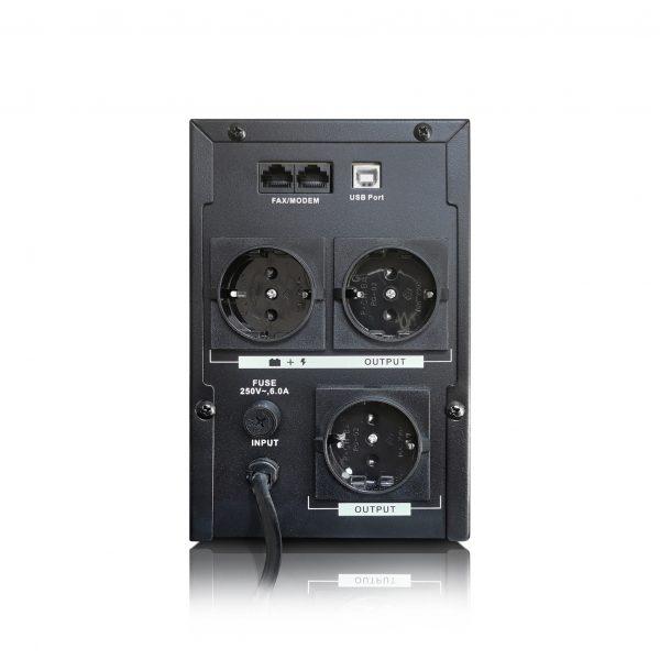 EPS-UPS EPL-200B Back